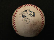 2005 Game Used Pittsburgh Pirates Opening Day Baseball - MLB Authenticated