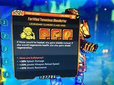 Borderlands 3 Special Mods - Tenacious Bloodletter (Moze) Lvl 50 - XBOX ONE ONLY