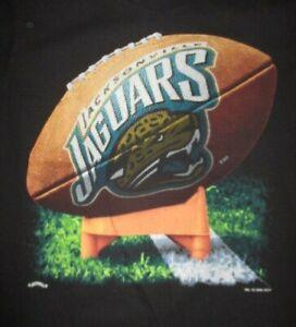 Vintage Nutmeg Label - 1995 JACKSONVILLE JAGUARS FOOTBALL (MED) T-Shirt