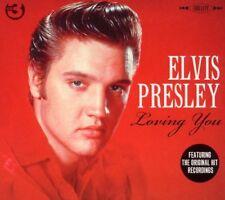 CD NEUF scellé- ELVIS PRESLEY - LOVING YOU / Edition Digipack 3 CD - CD 145