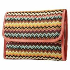 Missoni for Target Colore Valet Chevron Zig Zag Hanging Travel Jewelry makeup