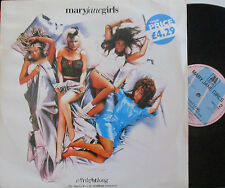 "MARY JANE GIRLS ~ All Night Long HUSTLERS CONVENTION REMIXES ~ 12"" Single PS"