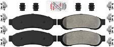 Disc Brake Pad Set-4WD Rear Autopartsource ASD1067