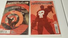 Punisher and daredevil 1-4, Punisher and bulleye 1-5
