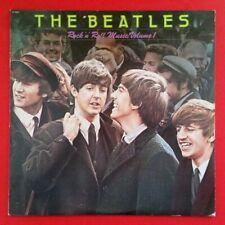 BEATLES Rock 'N' Roll Music Volume 1 SN16020 LP Vinyl VG++ 1976 Capitol