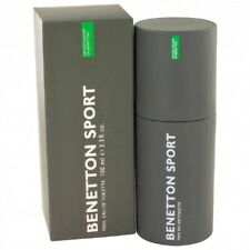 Benetton Sport 3.3 oz. (100ml) Eau de Toilette for Men New