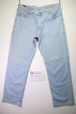 Lee Brooklyn stretch (Cod.Q220)tg 56 W42 L34 jeans usato vintage