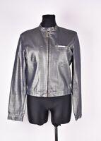 Calvin Klein Jeans Vintage Silber Damen JACKE