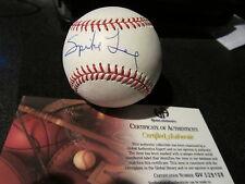 Spike Lee Autographed Baseball Global Authentics