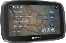 TomTom Trucker 5000 GPS Navigation Full Europe Lifetime Map Update