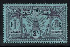 New Hebrides - SG# 27 - Mint Hinged (Hinge Rem) - Lot 041716