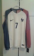 Nike France Away Match Issue Long Sleeve Euro 2016 Vapor Match Griezmann 7