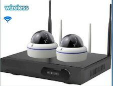 SECYOUR 8 Channel WiFi Home CCTV Kit with 2 cameras plug and play.