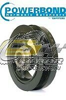 POWERBOND Balancer St IS300 8/2001-10/2005 3.0L 24V MPFI JCE10R 157kW 2JZ-GE