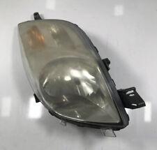 Toyota Yaris drivers HEAD LIGHT LAMP 811100D130 Zinc