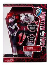 MONSTER HIGH OPERETTA **BRAND NEW IN BOX, DATED 2011**