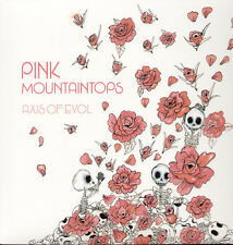 The Pink Mountaintops - Axis of Evol [New Vinyl]
