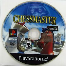 """""""Chessmaster"""" Sony Play Station 2 2003 PS2 Disc Only"""