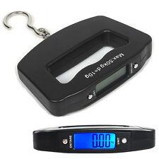 50KG digital con un peso de equipaje de mano portátil de Viajes Balanza Maleta Bolsa