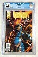 Inhumans #5 CGC 9.8 White Pages - 1st Yelena Belova, New Black Widow 1999 Marvel