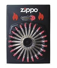 Zippo Zündsteine Feuersteine Flints 24 x 6 im Verkaufs Display ( RAD )