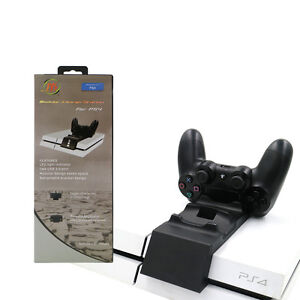 Dual Charging PS4 Controller Charger for Sony Playstation 4 / PS4 Pro & PS4 Slim