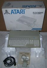 Atari ST Computer 520 STE 4MB Memory TOS 1.62 C398739-001 DMA STM1 Mouse BOXED