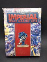 Imperial Space Marine 2016, Games Workshop Limited Edition OOP Miniature