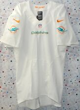2013 MIAMI DOLPHINS NFL FOOTBALL TEAM GAME ISSUED QUARTERBACK JERSEY Size 44