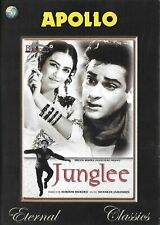 JUNGLEE (1960) - SHAMMI KAPOOR, SAIRA BANO - NEW BOLLYWOOD DVD-ENGLISH SUBTITLES