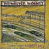 "Tripmaster Monkey - ""Goodbye Race (1994)""- Alternative Rock-BRAND NEW CD"