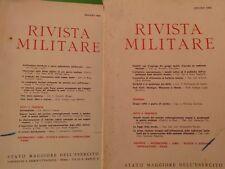 Magazine Militaire Lot De 31 Magazine Au 1955/1970 Stratégies Règles État