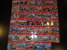 Puzzles Lot of 5 - 500 Piece PuzzleBug Art Jigsaw Puzzles All new sealed Random