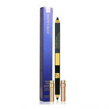 Estee Lauder Double Wear Stay In Place Eye Pencil DUO Onyx /Sapphire Boxed RARE