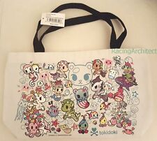 Tokidoki SDCC Comic Con 2017 Exclusive Sea Punk Canvas Tote Bag Unicorno