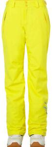 O'Neill Comet Ski and Snowboard Pants, Women's Size Medium, Sunshine Yellow New