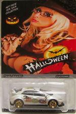 Hot Wheels CUSTOM HONDA CIVIC TYPE-R Halloween Real Riders Limited Edition!