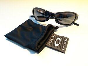 Oakley Valve GEN 1 Polished Navy Sunglasses - Black Iridium - NEAR MINT