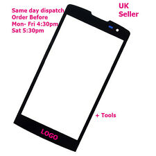 """LG Leon H340 H320 H324 H340N 4G Front Outer Glass Touch Screen Lens Panel 4.5"""""""