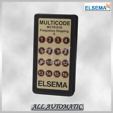 Elsema™ MCT91516 MULTICODE™ Transmitter (16 Channel) (Garage Door Remotes)