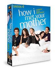 16586 // HOW I MET YOUR MOTHER SAISON 4 COFFRET 3 DVD NEUF SS BLISTER