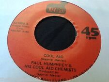 "VINYL 7"" SINGLE - COOL AID - PAUL HUMPHREY - X21006"