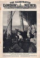 1944 London News August 12-V.C. to Punjab; Montgomery drives on; Rommel dies