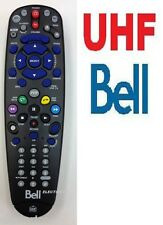 BELL TV HD PVR 6.4 IR-UHF PRO REMOTE CONTROL 5900 9400 6131 6141 9200 9242 9241