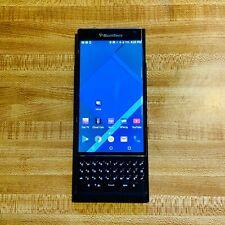 BLACKBERRY PRIV Smartphone, Sbloccato VERIZON, schermo rotto-WORKS 100%