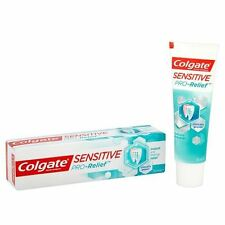 Colgate 75ml Toothpaste Sensitive ONLY !!! Pro-Relief - 4 pack