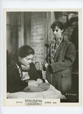 THE DIARY OF ANNE FRANK Original Movie Still 8x10 Millie Perkins 1959 2127