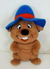 """Vintage Fancy Monkey Little Dogs on the Prairie Gilroy 12"""" Plush by Tommy Nelson"""