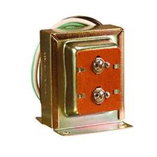Heath Zenith Sl-122-02 Wired Door Chime Transformer with Lock Nut Type, 120Vac