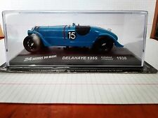 DELAHAYE  135 S   24 HORAS LEMANS   1938  IXO 1/43 NEW